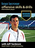Winning Lacrosse: Offensive Skills & Drill (Boys) [DVD] [Import]
