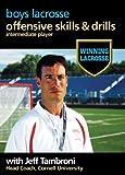 Boys Lacrosse: offensive skills & drills
