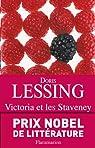 Victoria et les Staveney par Lessing