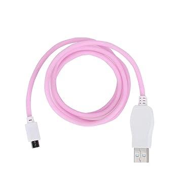 TOPmountain - Cable de Datos USB con Cargador USB rápido ...