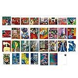 Beautiful Art Postcards set of 30 Henri Matisse