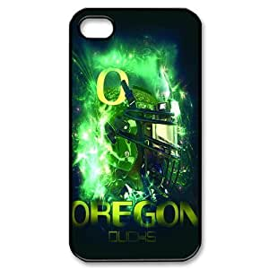 DIY Fashion NCAA Oregon Ducks College Football Team iPhone 5 5s Case Cover Best Protective Durable Hard Plastic Cover