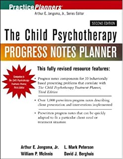 Amazon the child psychotherapy progress notes planner the child psychotherapy progress notes planner practiceplanners fandeluxe Choice Image