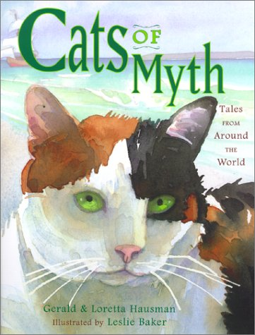 Download Cats of Myth: Tales From Around the World pdf