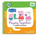 #8: VTech LeapStart Peppa the Pig Preschool Storybook