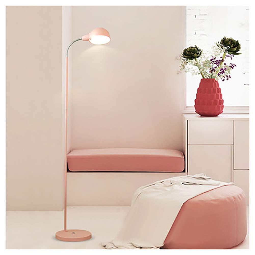 NKDK 扇形のガラスカバーの据え付け品の素朴な床ランプの産業様式の床ランプ - 優雅な設計 -153 フロアランプ (色 : C)  C B07QLRCWVT