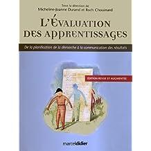 Évaluation des apprentissages (L') Édit.revue et augmentée