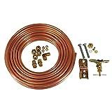 1/4 X 15 Copper Tube Ice Maker Kit