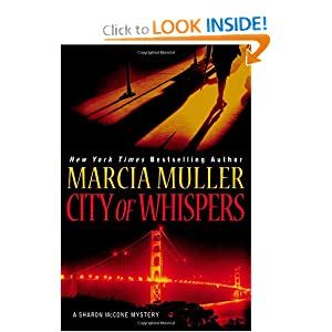 City of Whispers (A Sharon Mccone Mystery) Marcia Muller