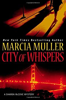 City of Whispers 0446573345 Book Cover
