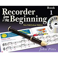 Recorder from the Beginning - Book 1: Full Color Edition