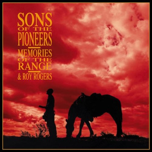 Memories Of The Range By Sons Of The Pioneers (2001-01-01) ()