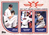 2018 Topps Big League #328 Justin Verlander/Ervin Santana/Chris Sale Houston Astros/Minnesota Twins/Boston Red Sox Baseball Card - GOTBASEBALLCARDS