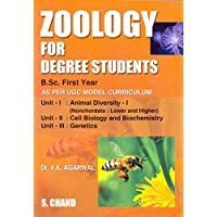 Zoology for Degree Students B.Sc. I Year