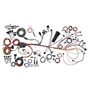 51YA8lqSiTL._SY300_ amazon com american autowire 500981 wire harness system for 64 67 Chevelle Steering Harness at fashall.co