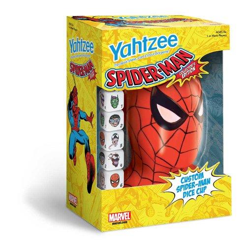 Spider-Man Yahtzee -
