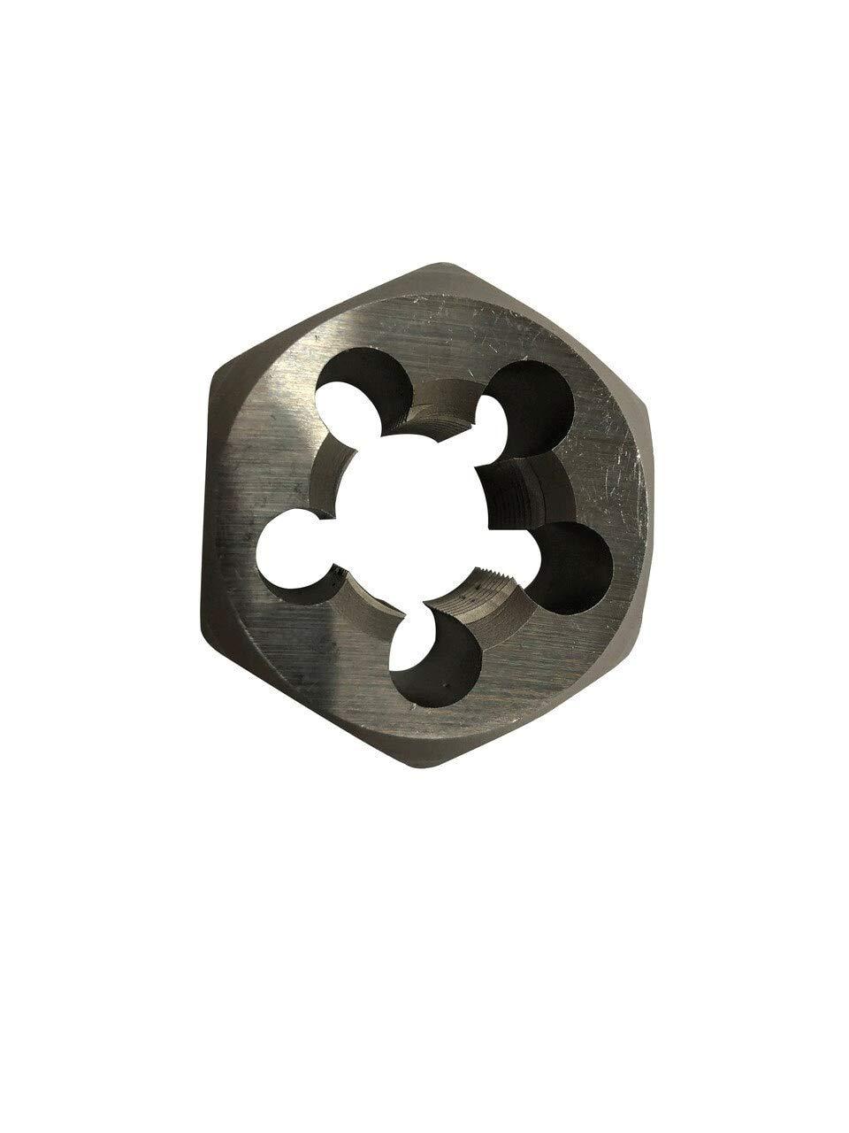 Hex Die Special Thread 14mm x .75mm Metric Carbon Steel