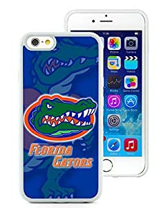 Hot Sale iPhone 6 4.7 Inch TPU Case ,Popular And Unique Designed With Southeastern Conference SEC Football Florida Gators 3 White iPhone 6 4.7 Inch TPU High Quality Cover