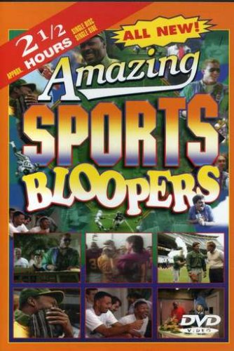 Amazing Sports Bloopers Artist Provided product image