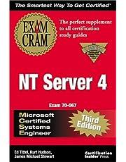 Nt Server 4 Exam 70-067: Adaptive Testing Edition