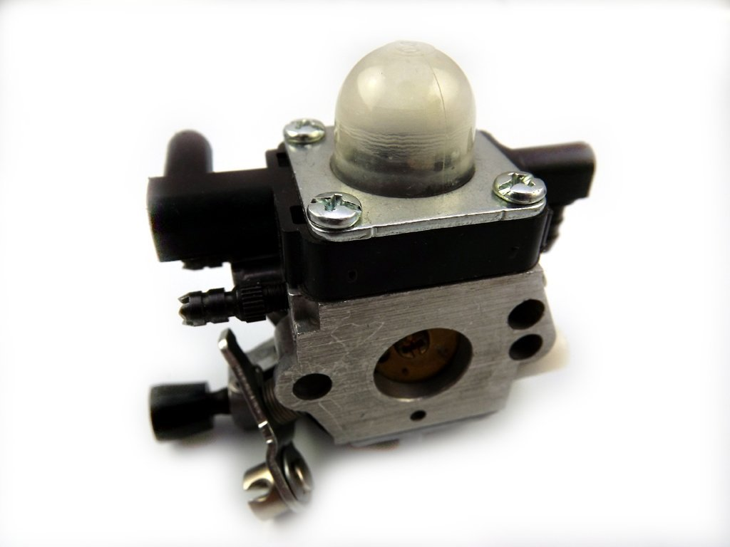 Amazon.com: Carburetor For Stihl MM55 MM55C Tiller Trimmer 4601 120 0600  Zama C1Q-S202A Carb: Automotive