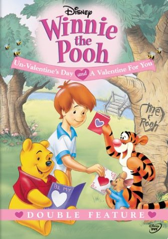 Winnie the Pooh - Un-Valentine's Day/A Valentine for You ()