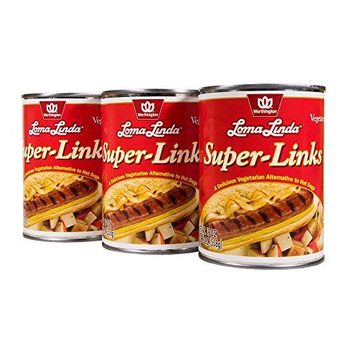 Loma Linda Super Links (19 oz.) (Pack of 3)