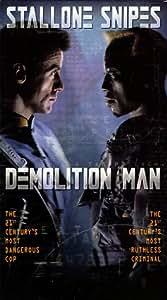 Demolition Man [VHS]