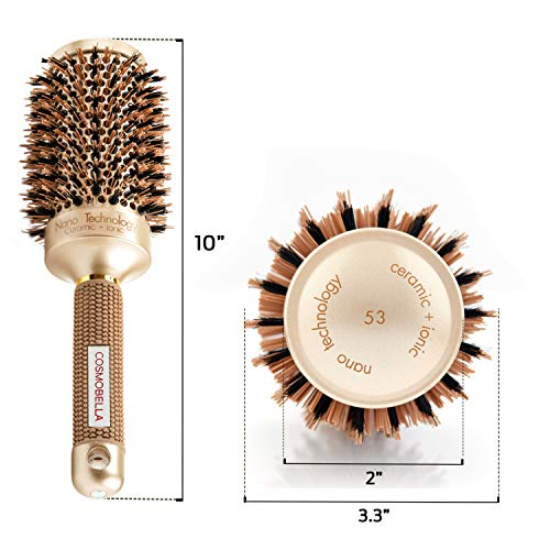 3 Inch Hair Brush - 9