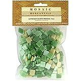 Mosaic Mercantile Minimix Landscape Mosaic Tiles, 1/2-Pound