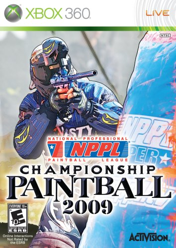NPPL Championship Paintball 2009 - Xbox 360