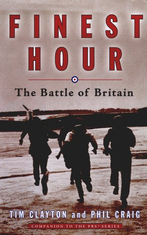 Download FINEST HOUR : The Battle of Britain pdf epub