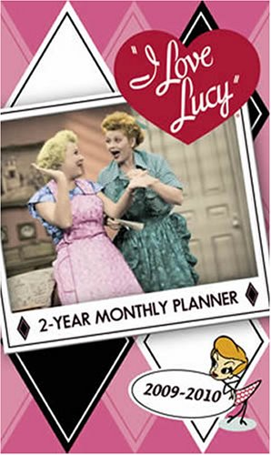 I Love Lucy 2009-2010 Calendar (Day Dream Pocket Planners)