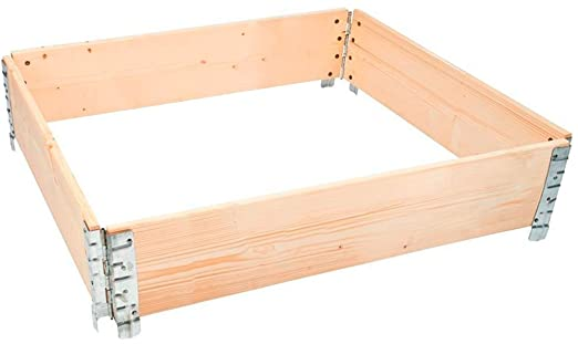 Hans Schourup 35903601 Wood Mounting Frame for Euro Pallet Stock ...