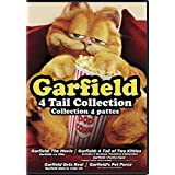 Garfield The Movie /  Garfield A Tail of Two Kitties / Garfield Gets Real / Garefield's Pet Force
