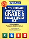 Let's Prepare for the Grade 5 Social Studies Test, Sharon C. Szeglowski, 0764122770