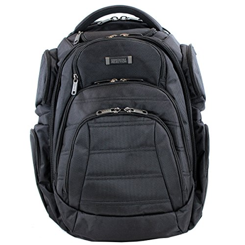 Kenneth Cole Pack of All Trades Laptop Backpack in Black