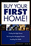 Buy Your First Home!, Robert Irwin, 0793136008