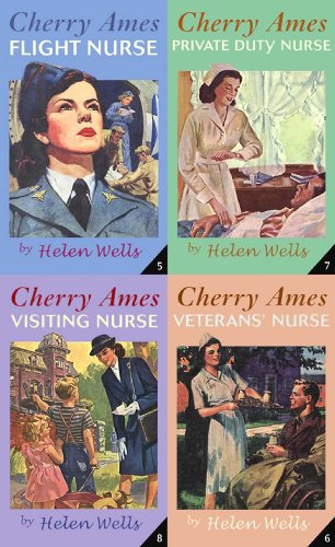 Cherry Ames Boxed Set (Books 5-8)