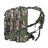 G4Free® 40L 50L Sport Outdoor Military Rucksacks Tactical Molle Backpack Camping Hiking Trekking Bag Custom Design By G4Garden