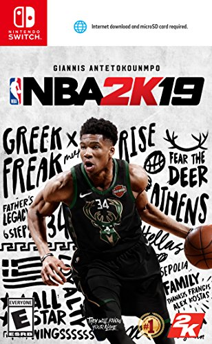 NBA 2K19 - Nintendo Switch