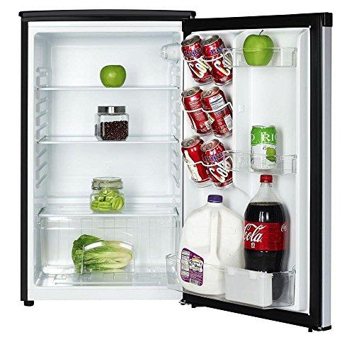 Amazoncom 44 Cu Ft Mini Refrigerator With Freezerless Design In
