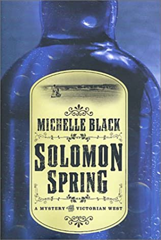 book cover of Solomon Spring