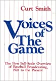 Voices of the Game, Curt Smith, 0912083212