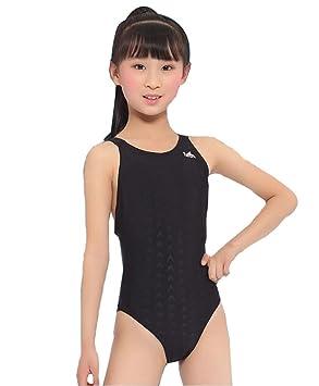 ec1810d8858 Amazon | 子供 女の子 水着 通販 スポーツ水泳競技水着/スイムウェア ...