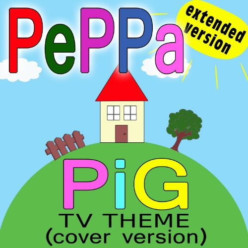 Amazon.com: Peppa Pig (Tv Theme): Pig Pink: MP3 Downloads