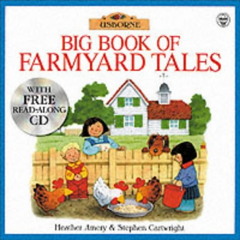 Big Book of Farmyard Tales with Free CD: With Free Story CD (Farmyard Tales)