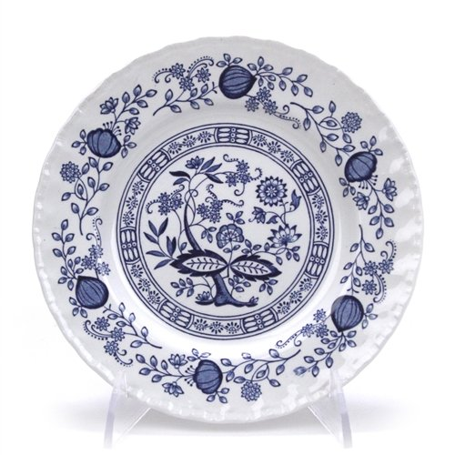 Blue Heritage by Wedgwood, China Salad Plate
