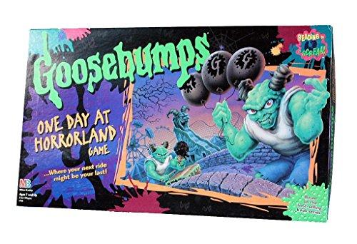 Goosebumps One Day at Horrorland Board (Goosebumps Board Game)