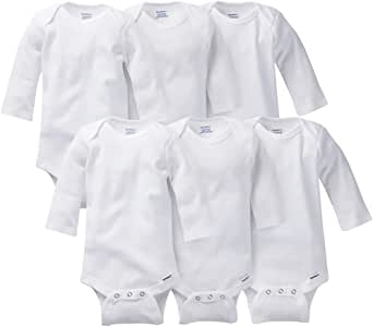Gerber Body de manga larga para bebé